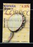 Stamps Europe - Spain -  España  Instrumentos musicales.