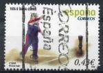 Stamps Spain -  ESPAÑA 2008_4435A.02 JUEGOS Y DEPORTES TRADICIONALES