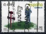 Sellos de Europa - España -  ESPAÑA 2008_4435B.01 JUEGOS Y DEPORTES TRADICIONALES