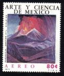 Stamps Mexico -  Arte y Ciencia de Mexico