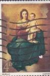 Sellos del Mundo : Europa : Reino_Unido : Virgen y el Niño