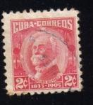 Sellos del Mundo : America : Cuba : Máximo Gómez