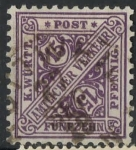 Stamps Germany -  WURTTEMBERG SCOTT_O126