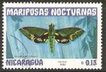Sellos de America - Nicaragua -  XILOPHANES   CHIRON