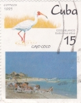 Stamps Cuba -  Cayo Coco
