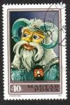 Stamps Hungary -  Máscara Buso