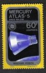 Sellos de Europa - Hungría -  Mercury Atlas-5