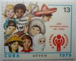 Sellos del Mundo : America : Cuba :  Año internacional del niño
