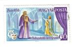 Stamps Hungary -  Bartók: Akékszakállú herceg vára