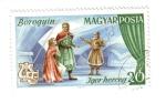 Sellos de Europa - Hungría -  Borogyin: Igor herceg