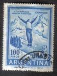 Sellos del Mundo : America : Argentina : S.C. de Bariloche Deportes de Invierno