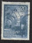 Stamps Argentina -  10º Anversario Museo de la Casa de Gobierno