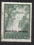 Sellos del Mundo : America : Argentina : Cataratas de Iguazu