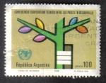 Sellos del Mundo : America : Argentina : Conferencia Cooperación Técnica Entre Los Países En Desarrollo