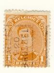 Sellos de Europa - Bélgica -  Alberto 1