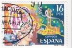 Stamps Spain -  Carnaval de Sta. Cruz de Tenerife   (4)
