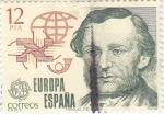 Sellos de Europa - España -  Europa-Cept  Manuel de Ysasi   (4)