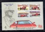 Sellos del Mundo : Europa : Italia : Enzo Ferrari