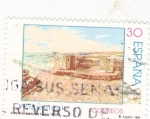 Stamps Spain -  Arqueología- Cabezo de Azaila-Teruel  (4)