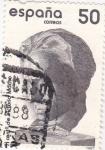 Sellos de Europa - España -  I Centenario nacimiento Vitorio Macho   (4)