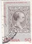 Sellos de Europa - España -  Centenario Primera Emisión de Alfonso XIII  (4)