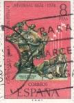 Stamps : Europe : Spain :  Centenario de la Unión Postal Universal  (4)