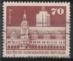 Stamps : Europe : Germany :  DDR SCOTT_1440.02 EDIFICIO ANTIGUO AYUNTAMIENTO. LEIPZIG