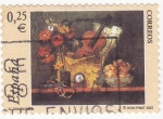Stamps Spain -  Música