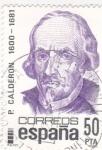 Sellos de Europa - España -  Pedro Calderón de la Barca  (4)