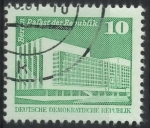 Stamps : Europe : Germany :  DDR SCOTT_2072 PALACIO DE LA REPUBLICA, BERLIN