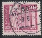 Stamps Germany -  DDR SCOTT_2074.01 PLAZA DE LENIN. BERLIN