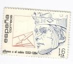 Sellos del Mundo : Europa : España : Alfonso X El Sabio