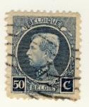 Stamps : Europe : Belgium :  Alberto 1º