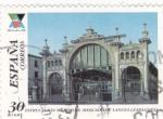 Sellos de Europa - España -  Mercado de Lanuza (Zaragoza)  (4)