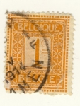 Stamps : Europe : Belgium :  Raro