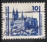 Sellos del Mundo : Europa : Alemania : DDR SCOTT_2832 CASTILLO ALBRECHTSBURG Y CATEDRAL, MEISSEN
