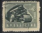 Sellos de Europa - Bulgaria -  BULGARIA SCOTT_743 PRIMERA APISONADORA DE VAPOR. $0.20