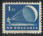 Stamps : Europe : Bulgaria :  BULGARIA SCOTT_1257 PARACAIDISTA. $0.2