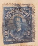 Stamps : America : Cuba :  Ignacio Agramante