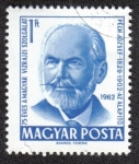 Stamps of the world : Hungary :  Pech Jozsef