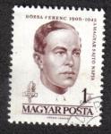 Sellos de Europa - Hungría -  Rozsa Ferenc Journalist