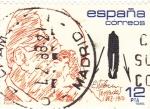 Sellos de Europa - España -  Esteban Terrades  (4)