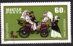 Stamps Hungary -  Peugeot 1894