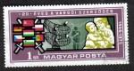 Sellos de Europa - Hungría -  20 años del Pacto de Varsovia