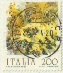 Stamps : Europe : Italy :  CUADRO