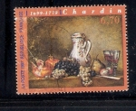 Stamps : Europe : France :  Cuadro: Bodegón