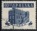 Sellos de Europa - Polonia -  POLONIA SCOTT_807 AYUNTAMIENTO TARNOW. $0.2