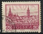 Sellos de Europa - Polonia -  POLONIA SCOTT_952 CIUDAD DE KALISZ. $0.2