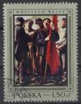 Stamps Poland -  POLONIA SCOTT_1606