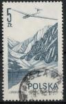 Stamps : Europe : Poland :  POLONIA SCOTT_C53 PLANEADOR JANTAR. $0.25